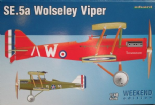 EDK8454 1/48 Royal Aircraft Factory SE.5a Wolseley Viper Weekend